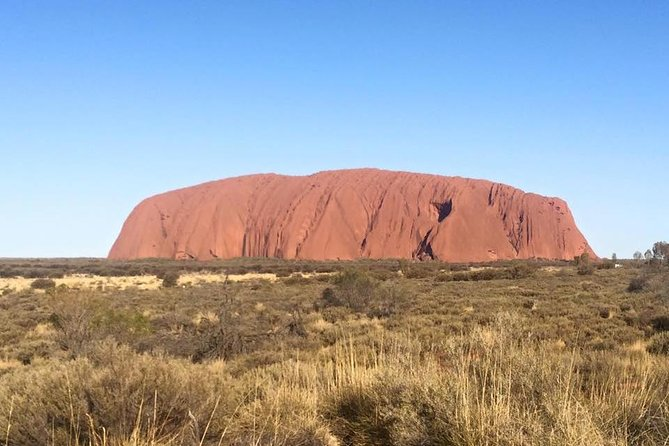 Highlights of Uluru Including Sunrise and Breakfast - Accommodation Fremantle