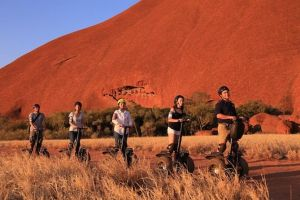 Sunset Segway Experience in Uluru from Yulara - Accommodation Fremantle