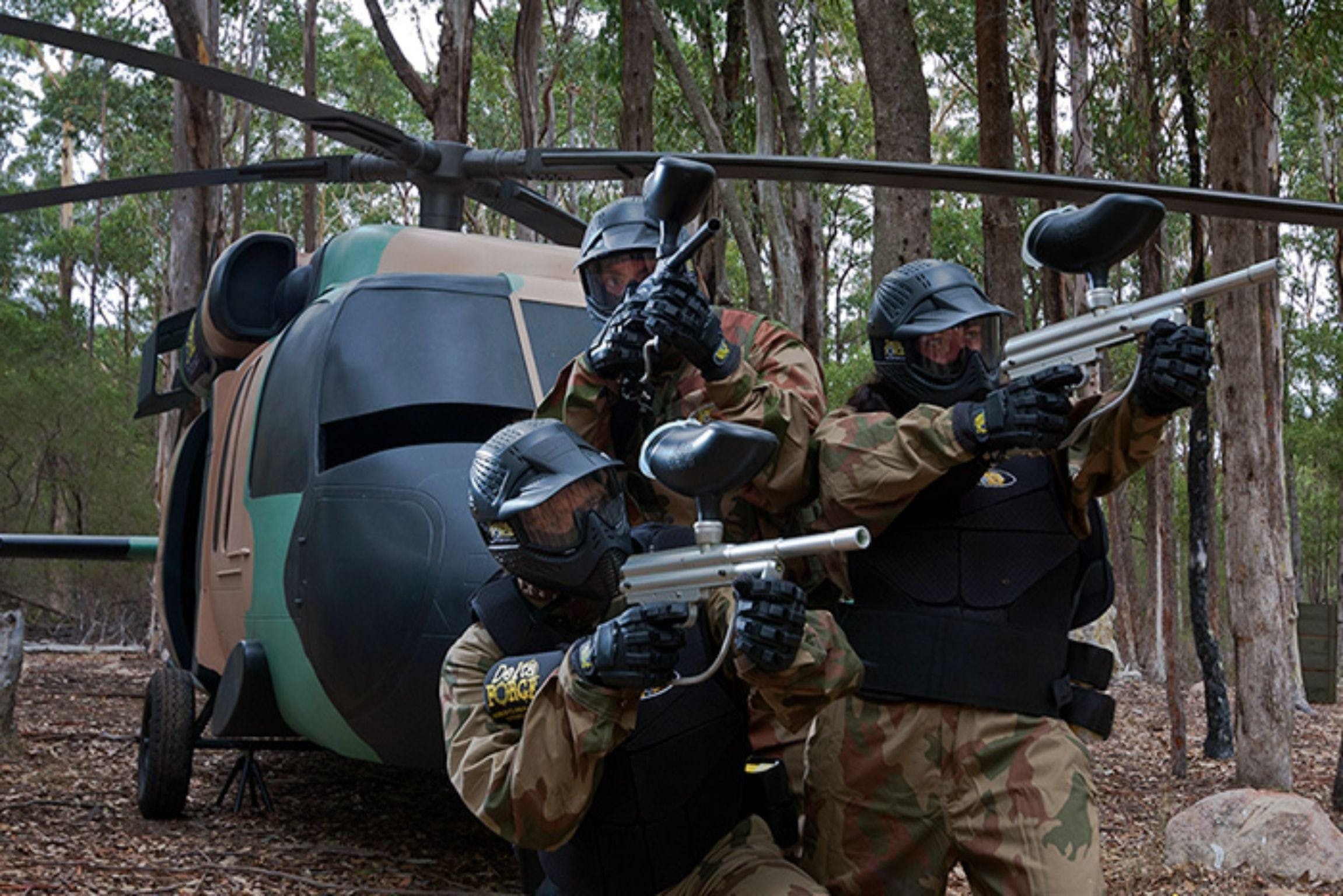 Delta Force Paintball Appin - Accommodation Fremantle