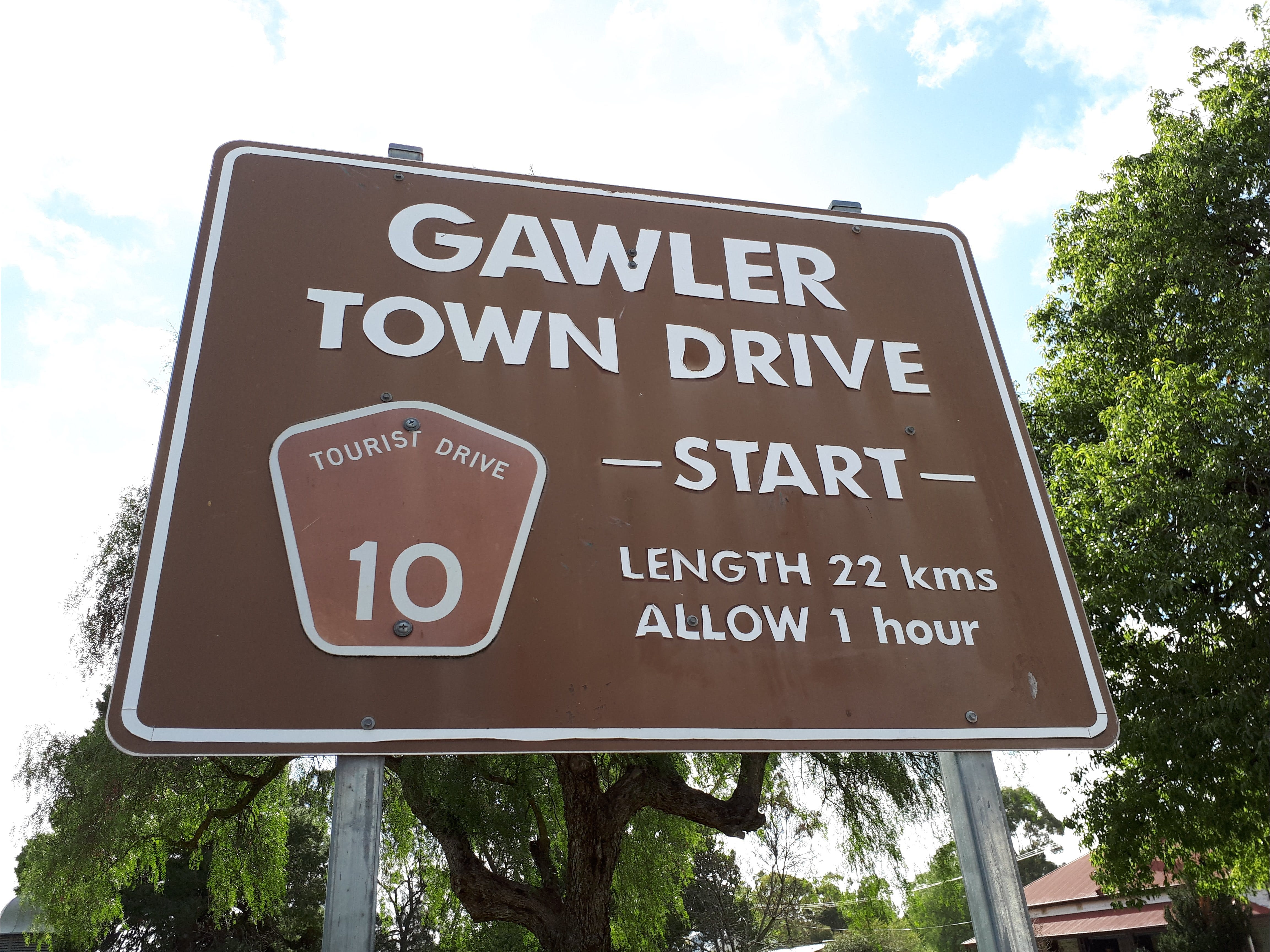 Gawler Self Driving Tour - Accommodation Fremantle