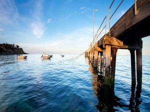 Kingscote Jetty - Accommodation Fremantle