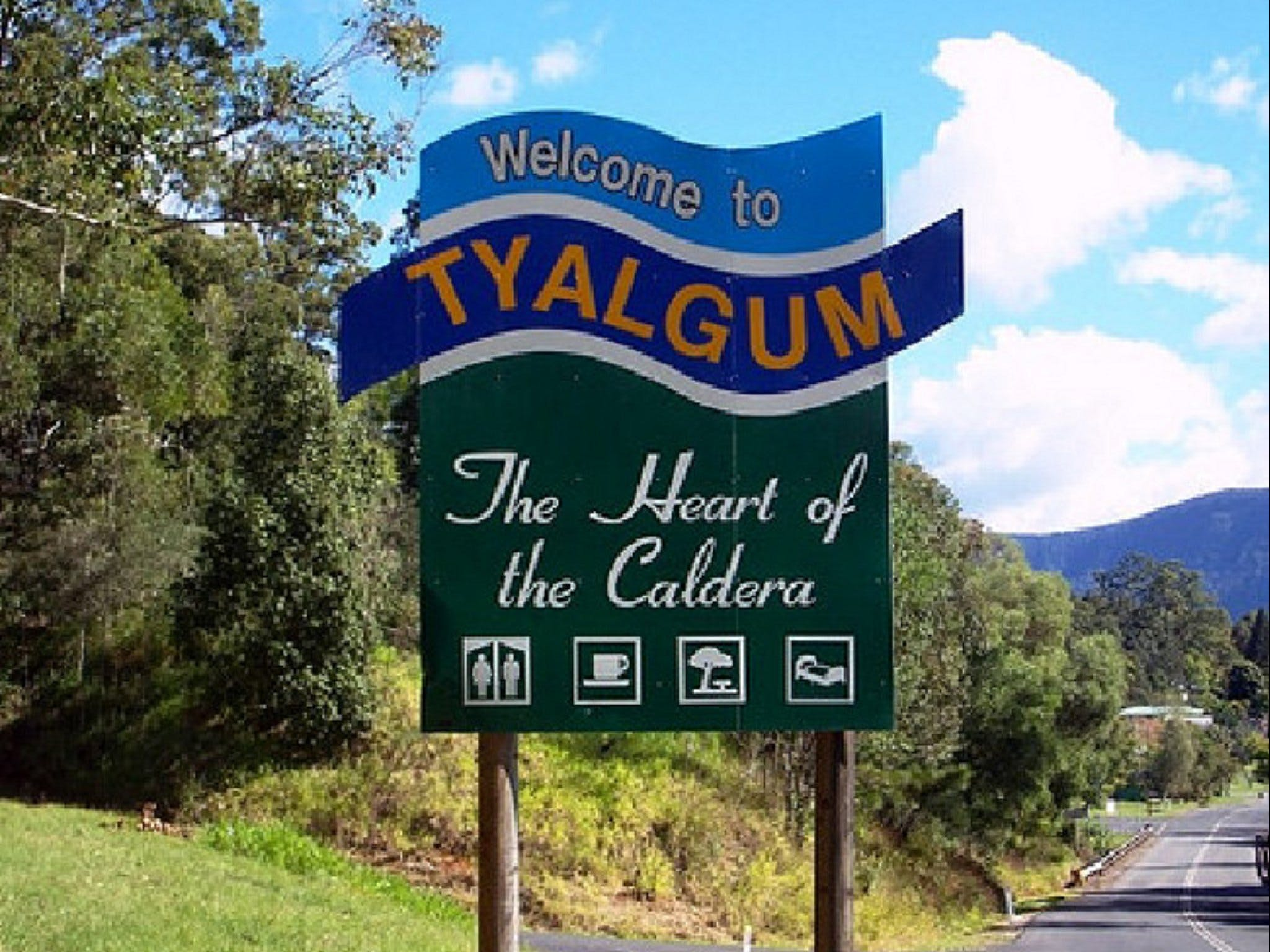 Tyalgum - Accommodation Fremantle