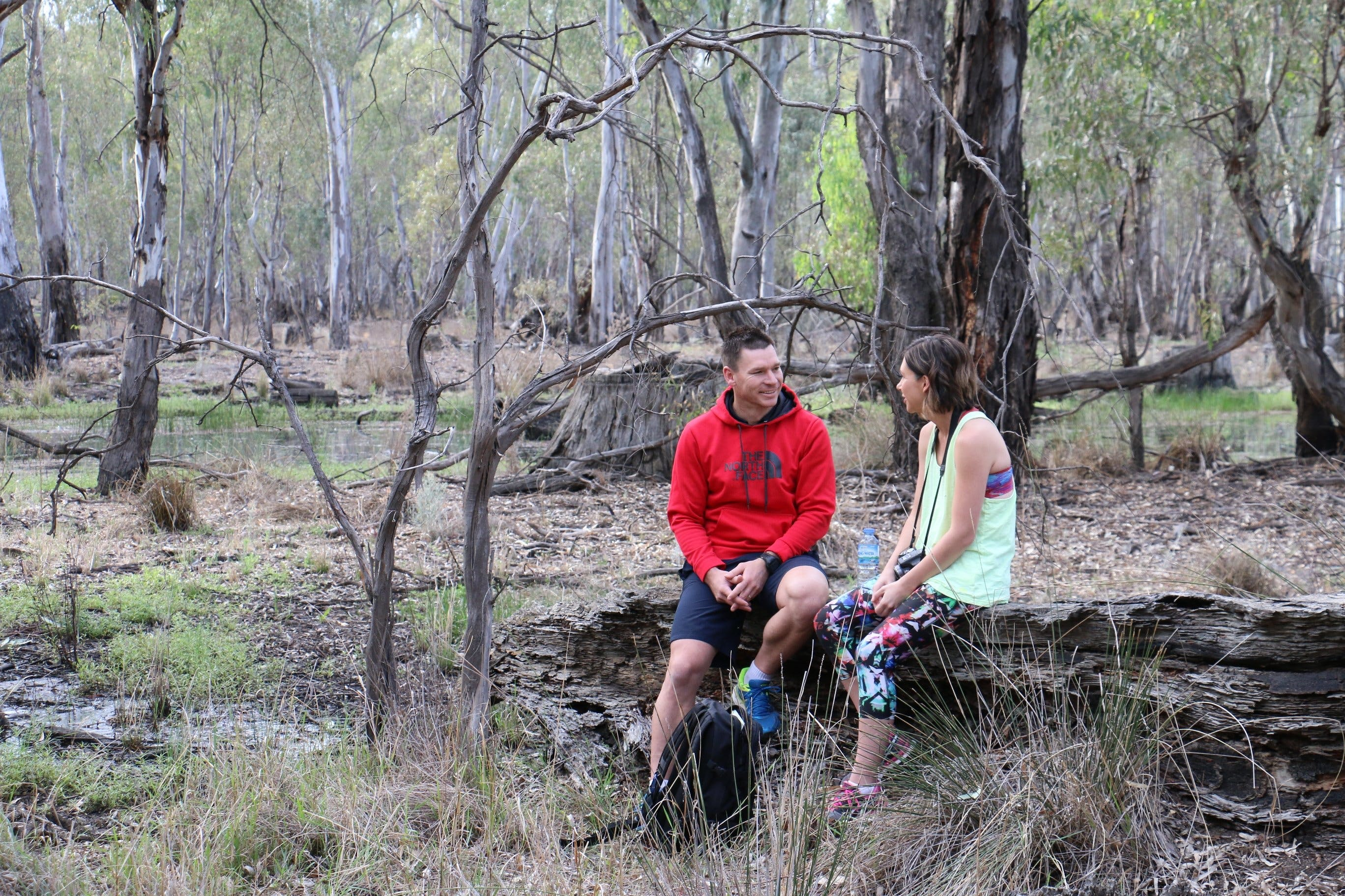 Gunbower Island Forest Drive - Accommodation Fremantle