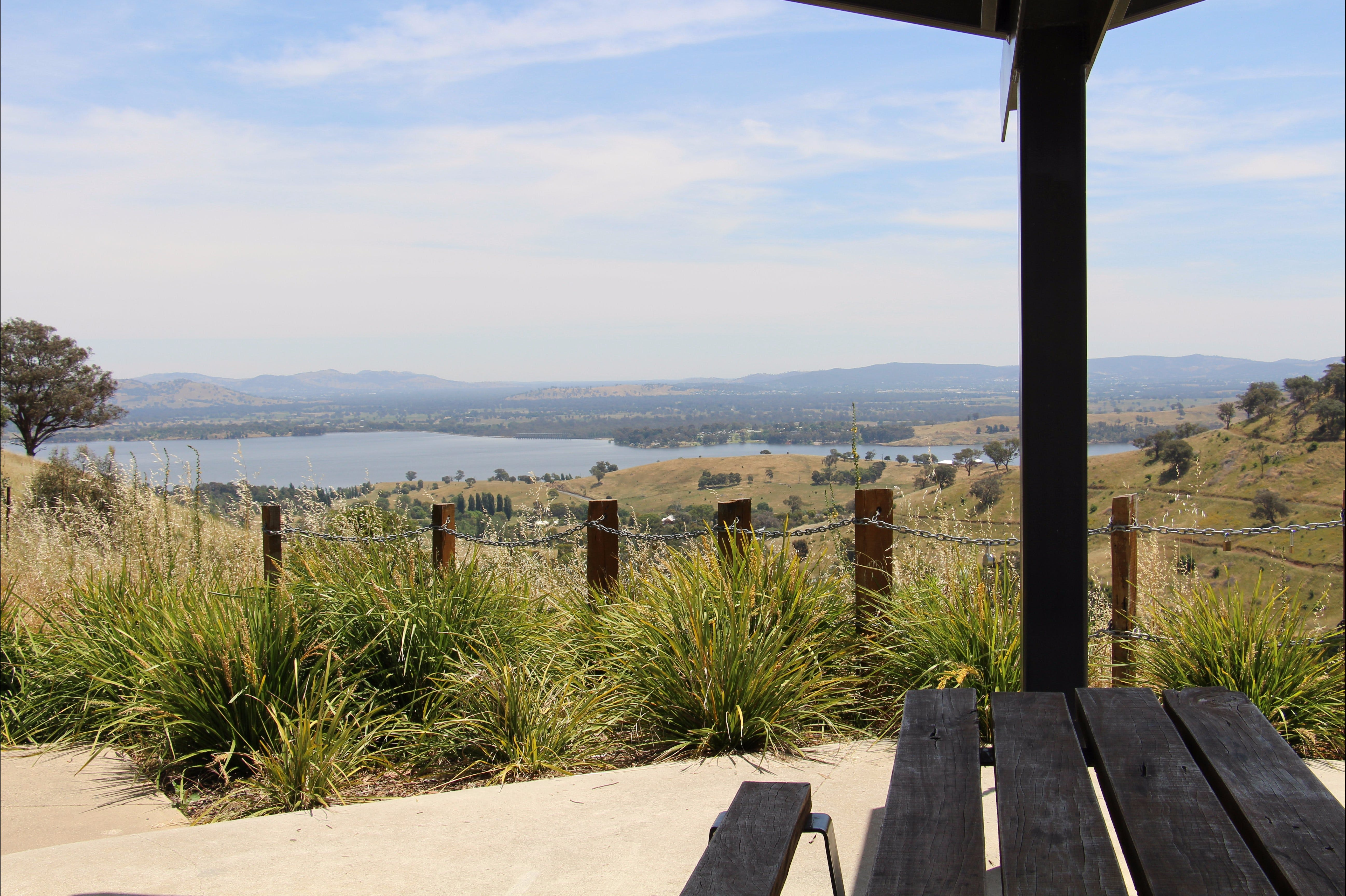 Kurrajong Gap Lookout - Accommodation Fremantle