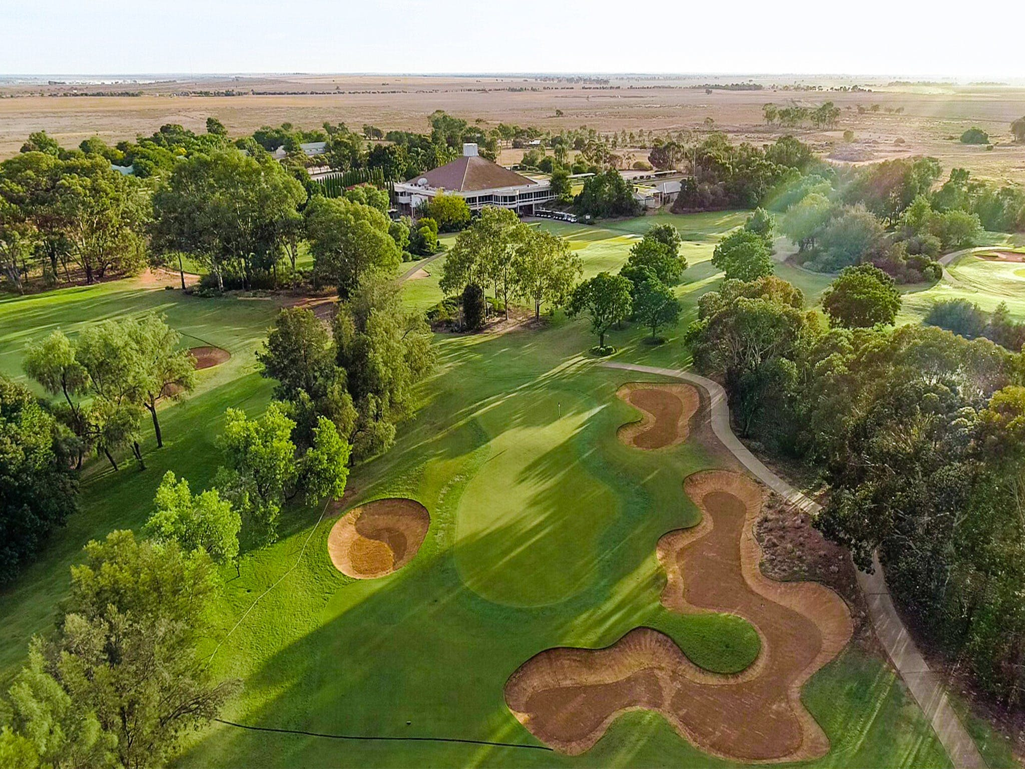 Murray Downs Golf and Country Club - Accommodation Fremantle