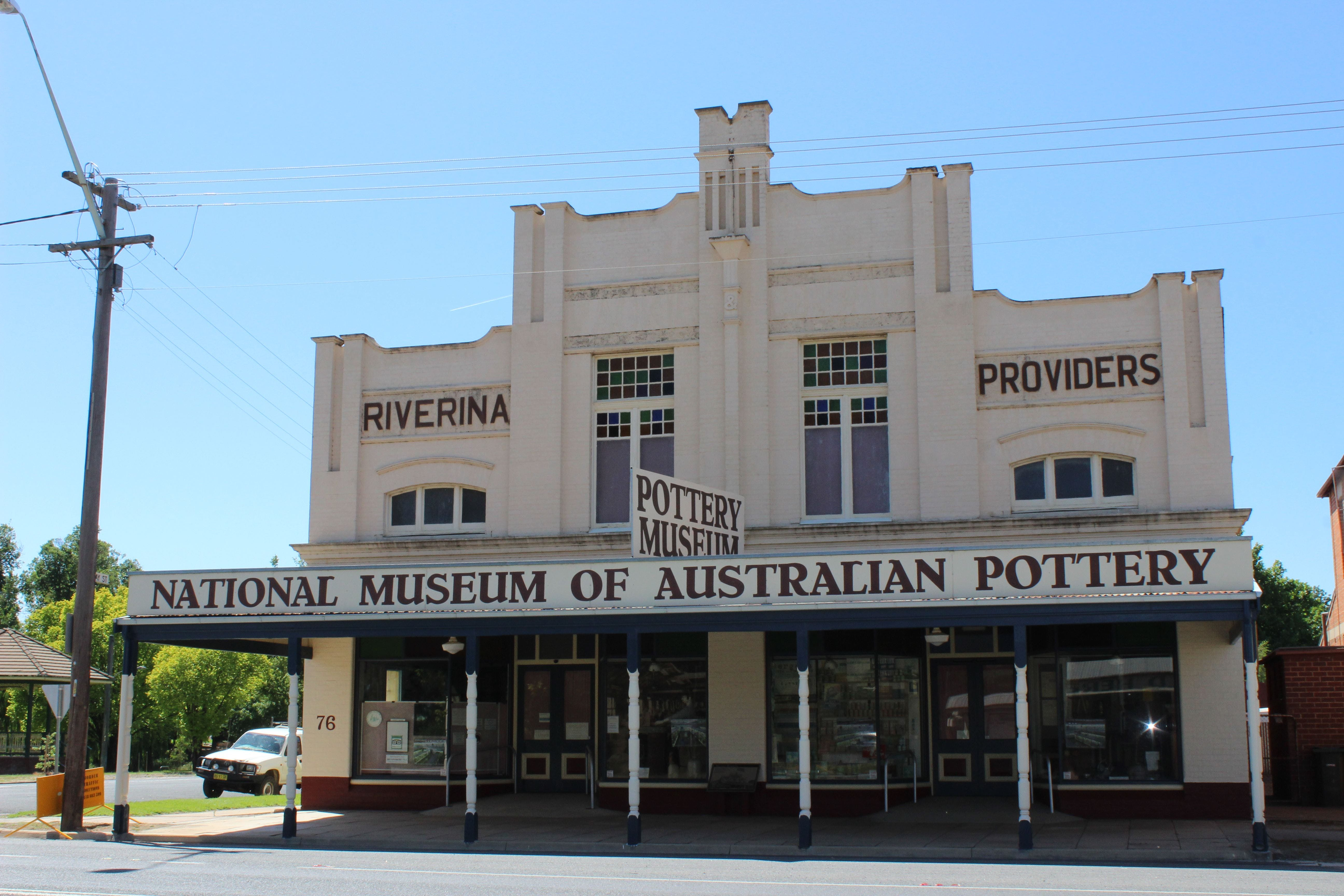 National Museum of Australian Pottery - Accommodation Fremantle