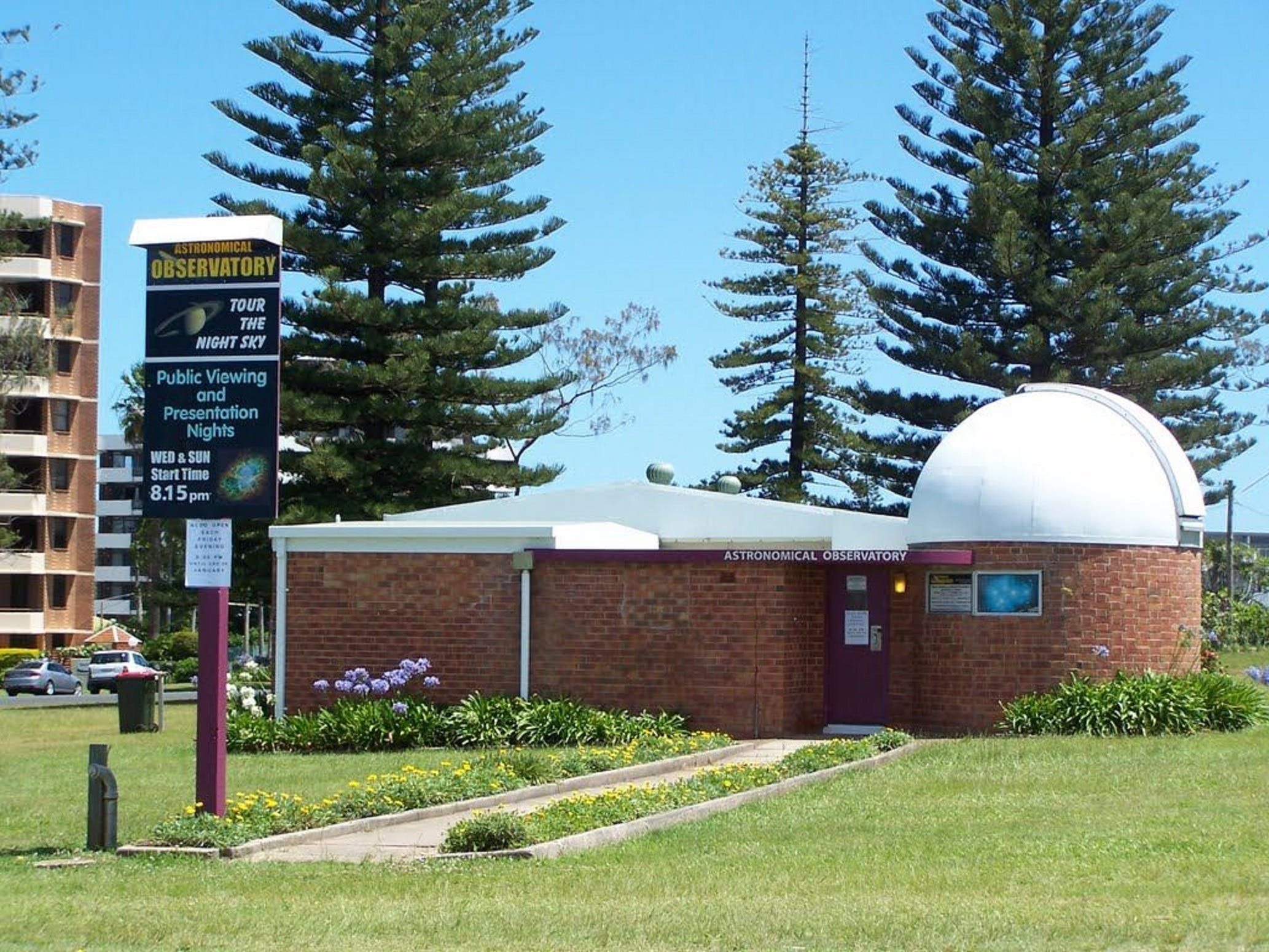 Port Macquarie Astronomical Observatory - Accommodation Fremantle