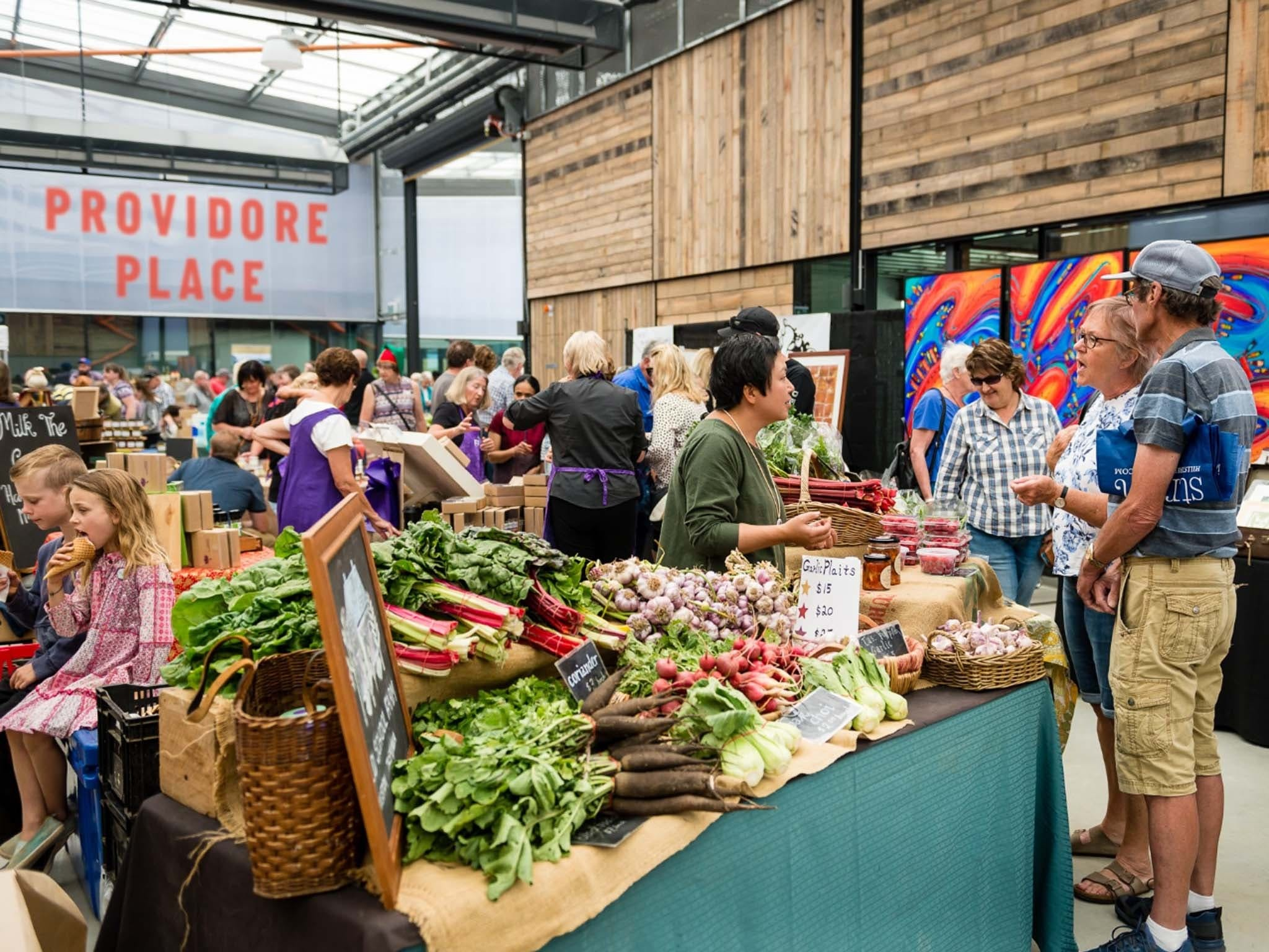 Providore Market - Accommodation Fremantle