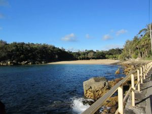 Shelly Beach Manly - Accommodation Fremantle
