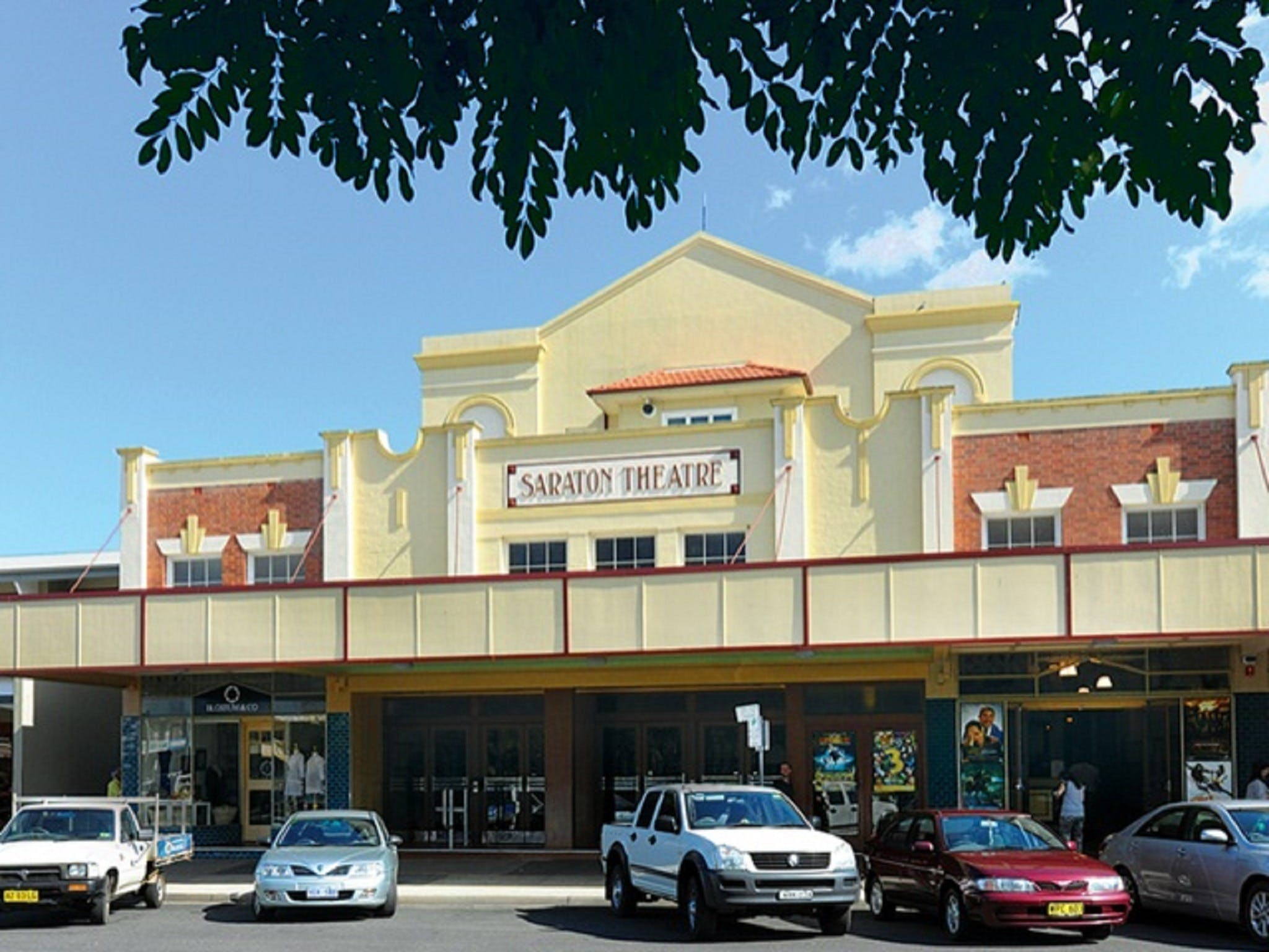 The Saraton Theatre Grafton - Accommodation Fremantle