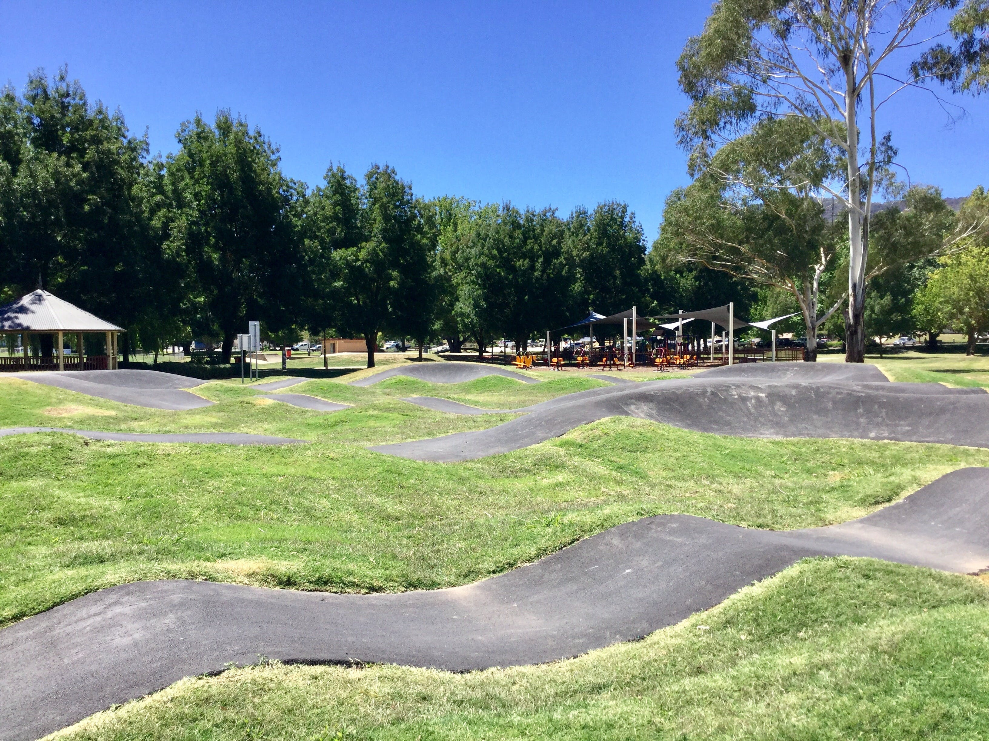 Tumbarumba Pump Track - Accommodation Fremantle