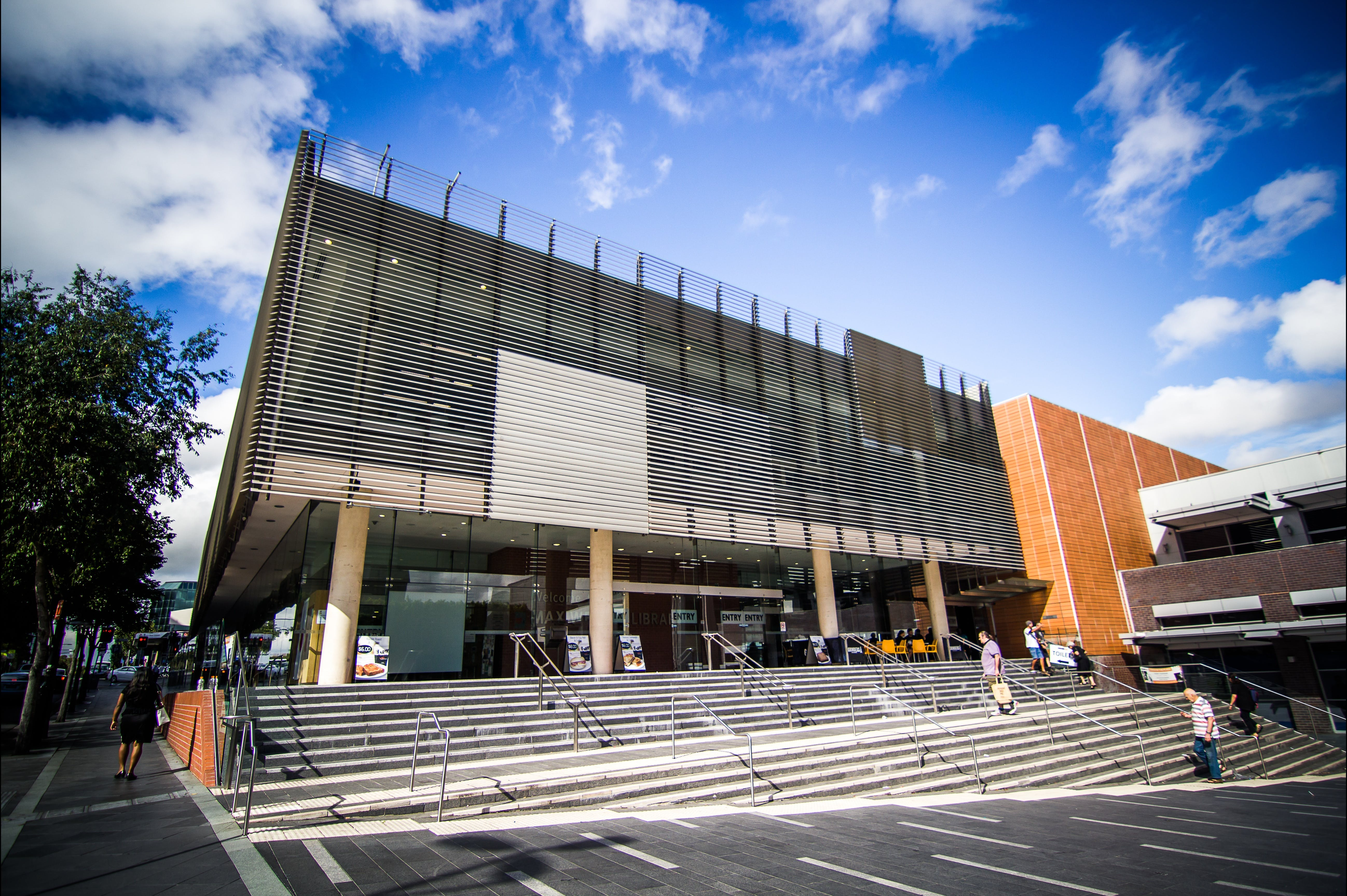 Blacktown City Libraries - Accommodation Fremantle