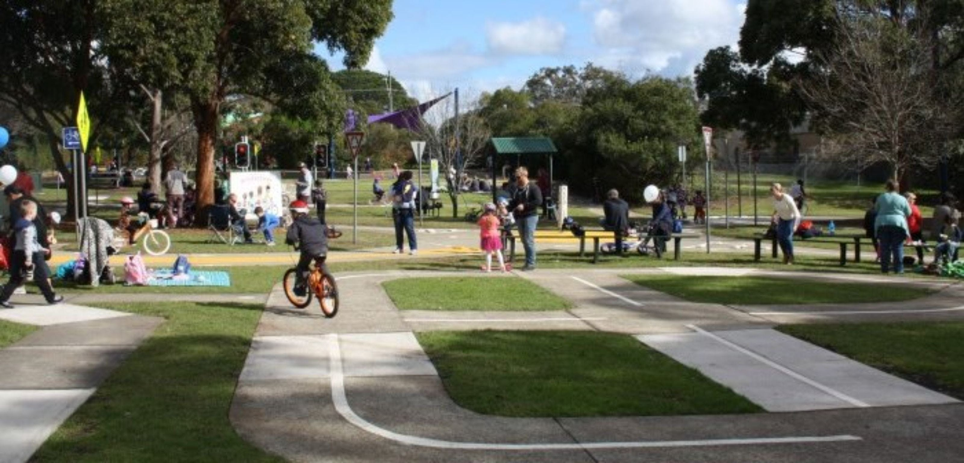 Campbelltown Bicycle Education Centre - Accommodation Fremantle
