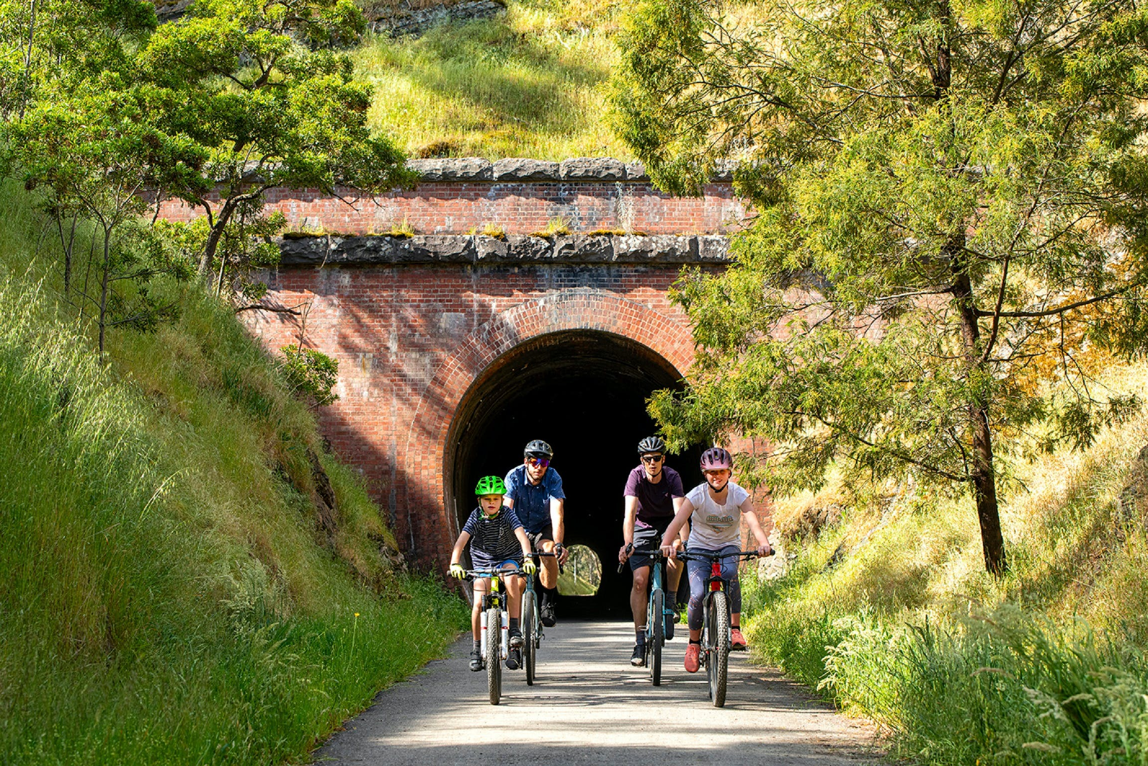 Cheviot Tunnel - Accommodation Fremantle