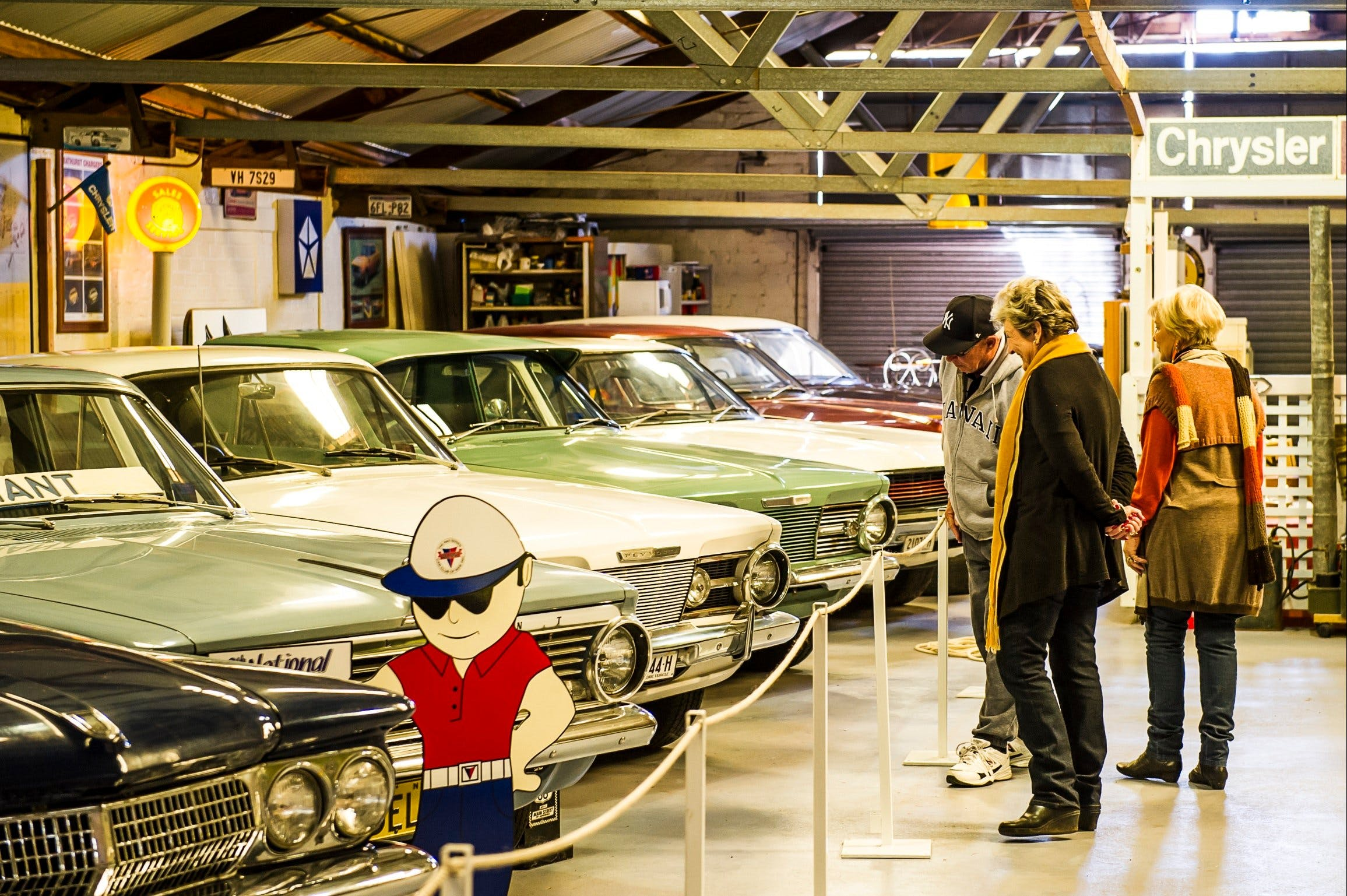 Chrysler Car Museum - Accommodation Fremantle