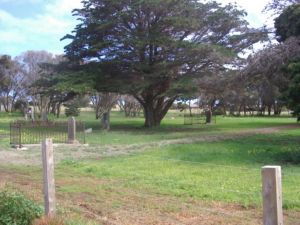 Old Cemetery Kingscote - Accommodation Fremantle