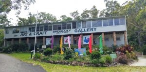 Port Stephens Community Arts Centre Gallery - Accommodation Fremantle