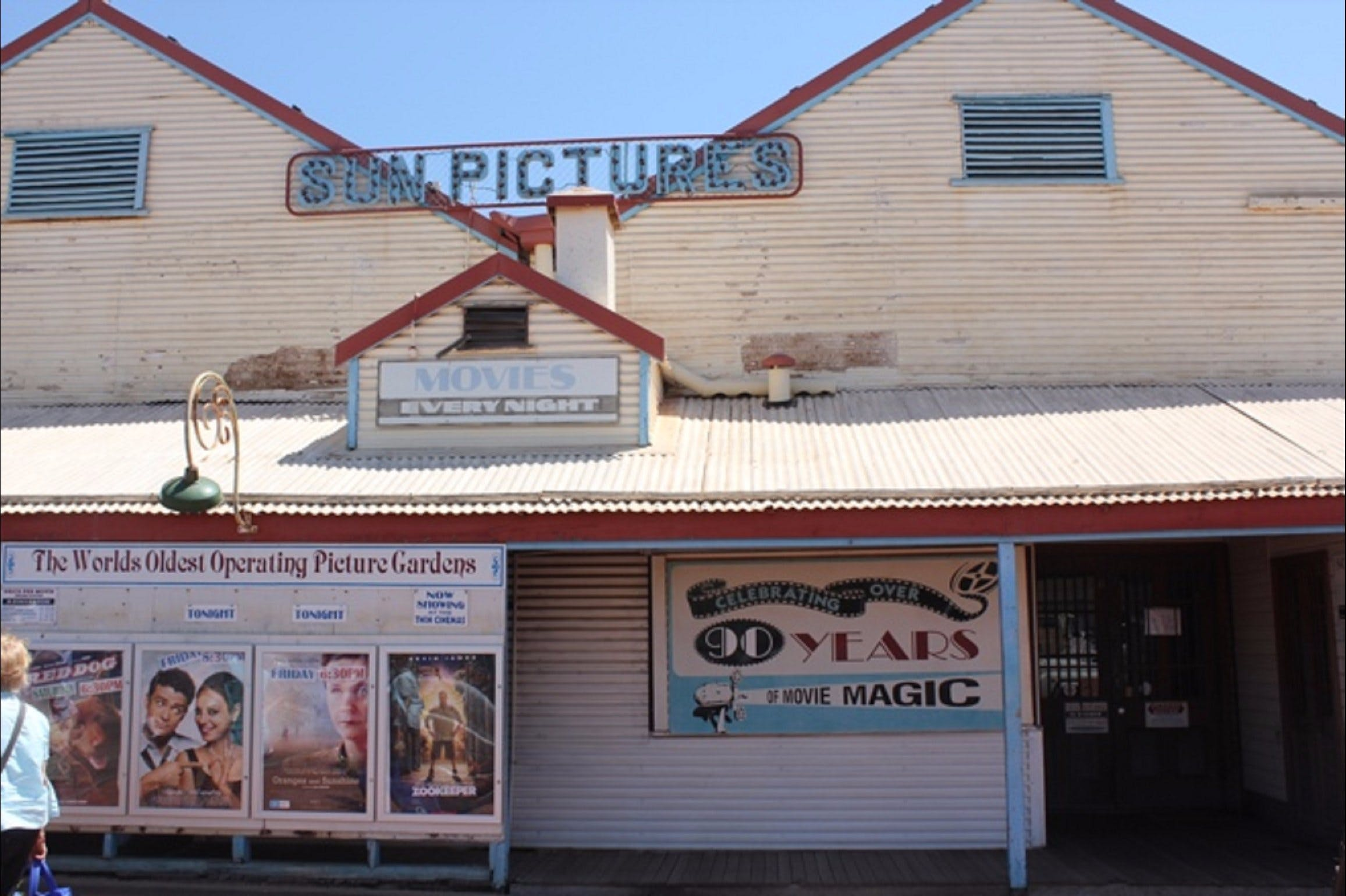 Sun Pictures Theatre - Accommodation Fremantle