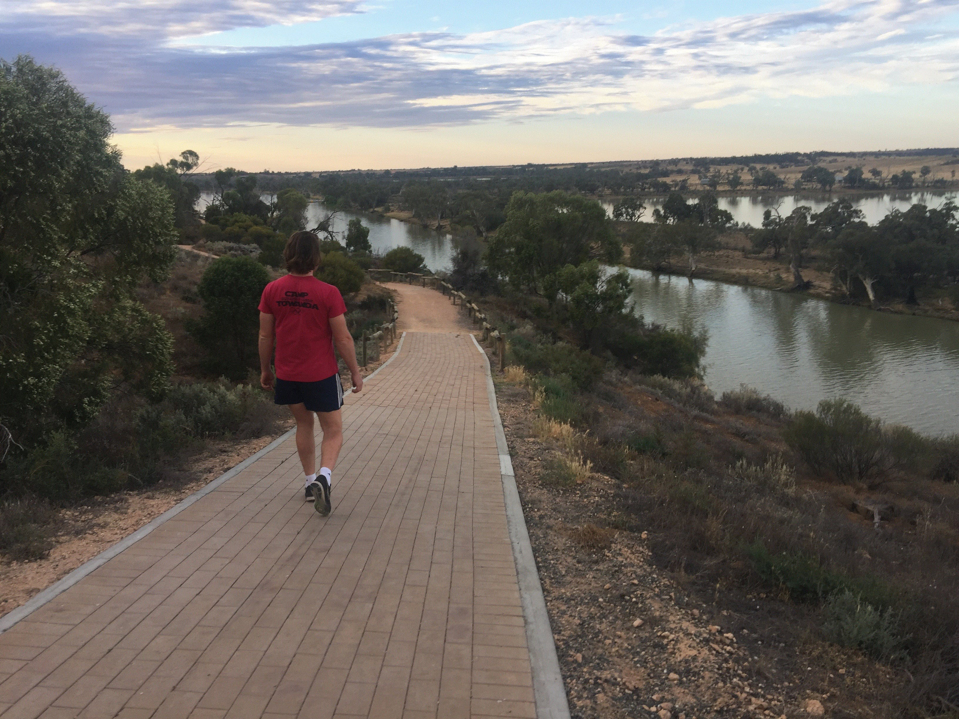 Waikerie Rotary Cliff Top Walk - Accommodation Fremantle
