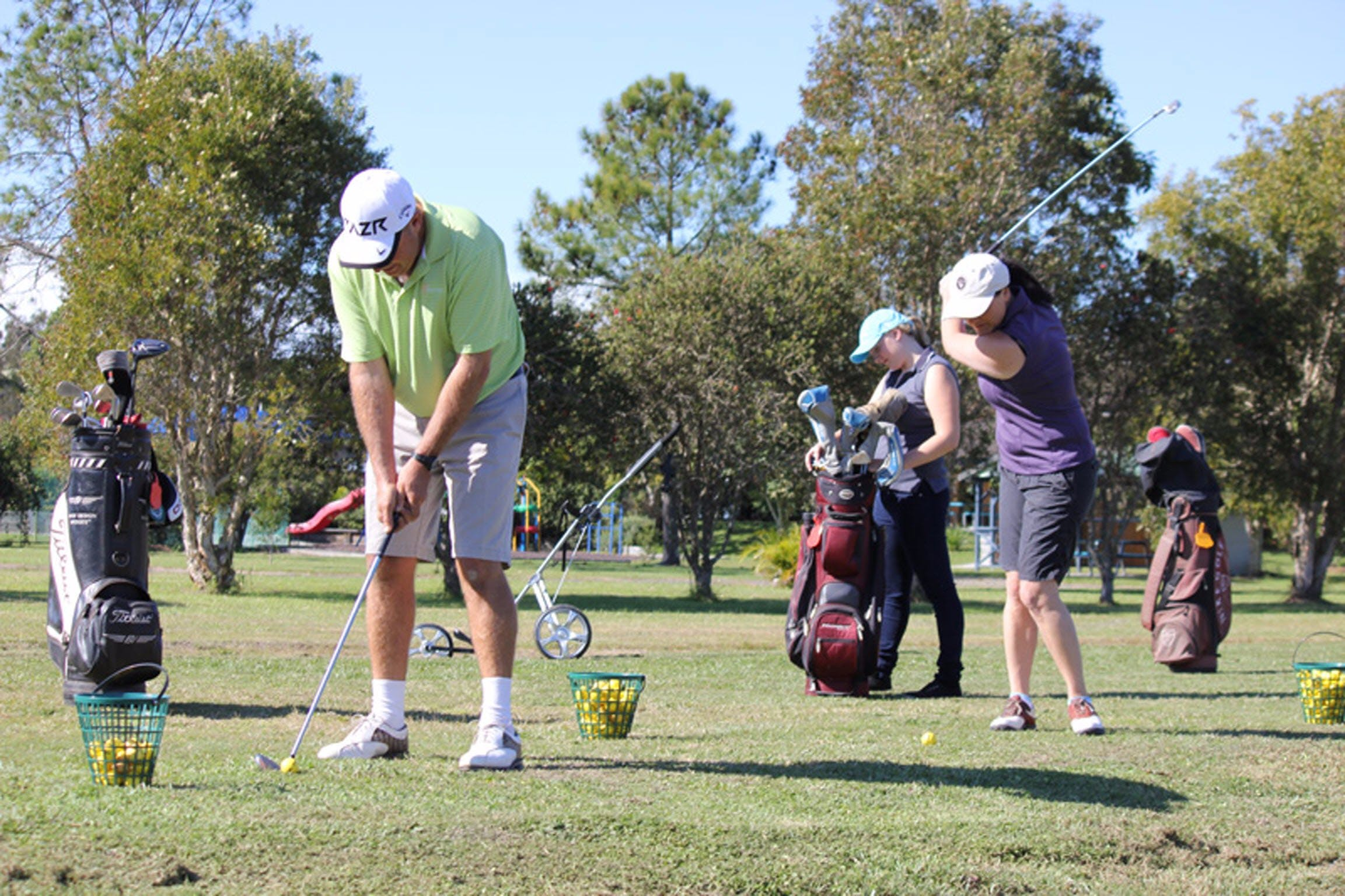Nambucca River Golf Driving Range - Accommodation Fremantle