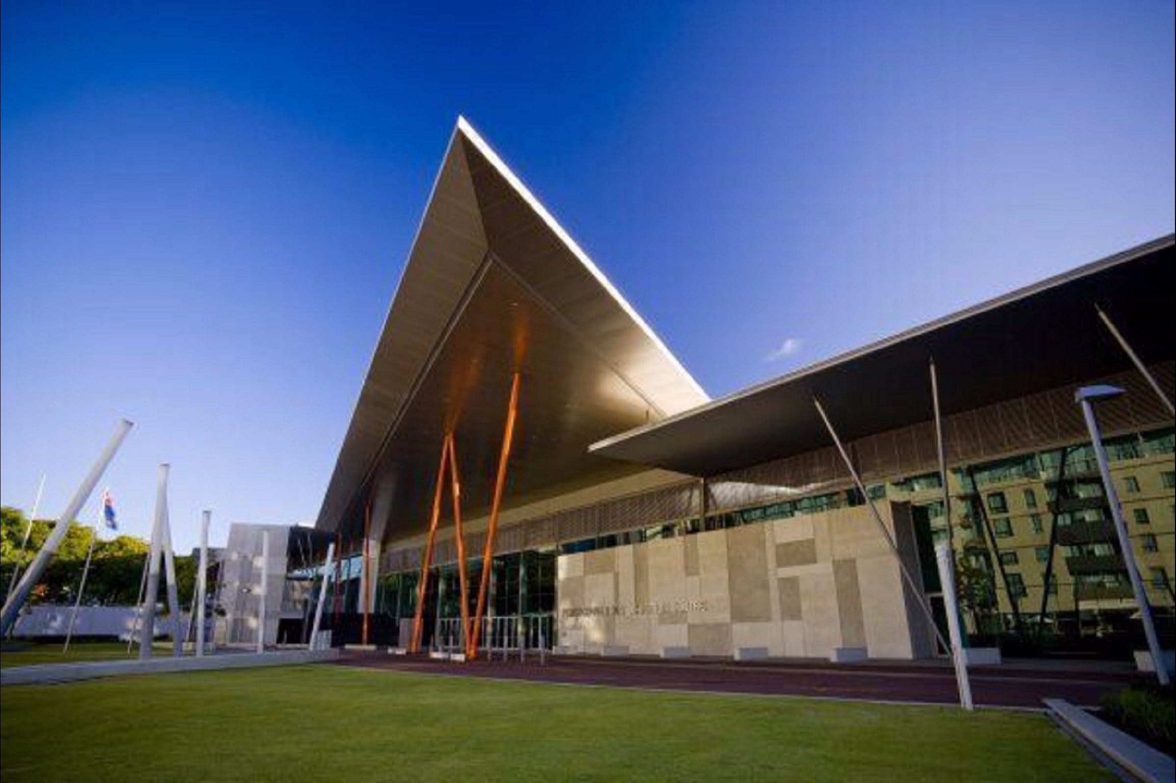 Perth Convention Centre - Accommodation Fremantle