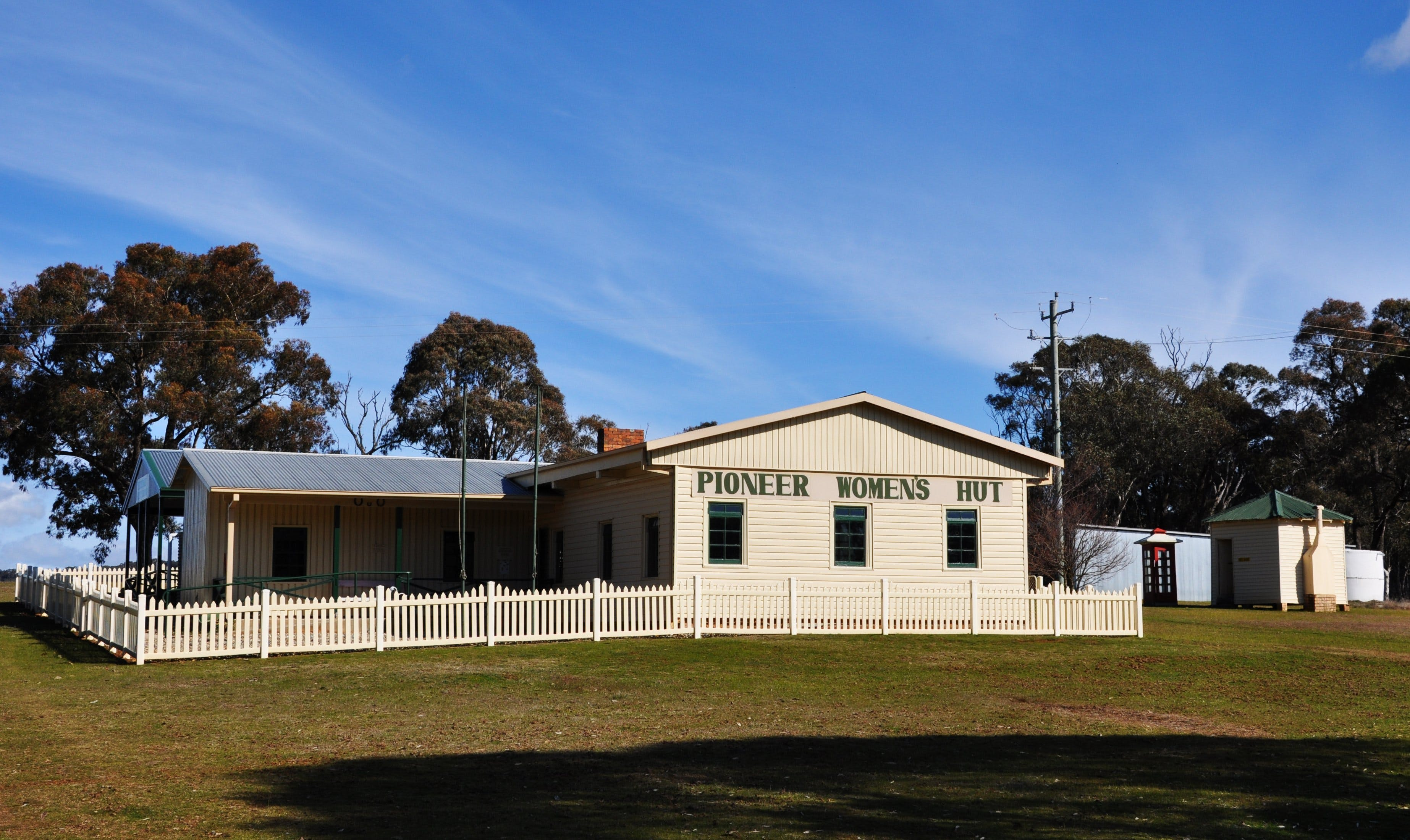Pioneer Women's Hut Museum - Accommodation Fremantle
