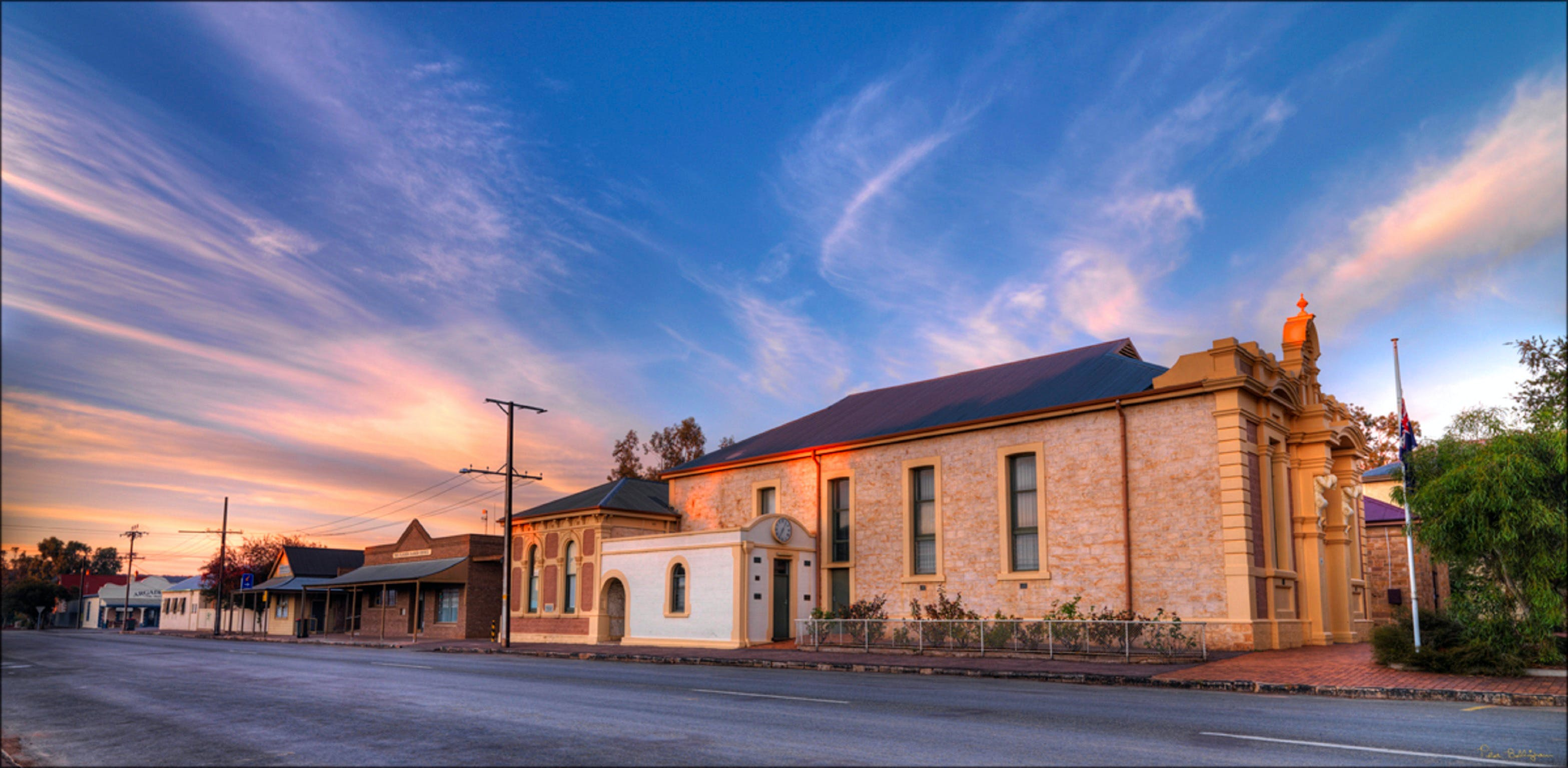 Quorn Historic Building Walk - Accommodation Fremantle
