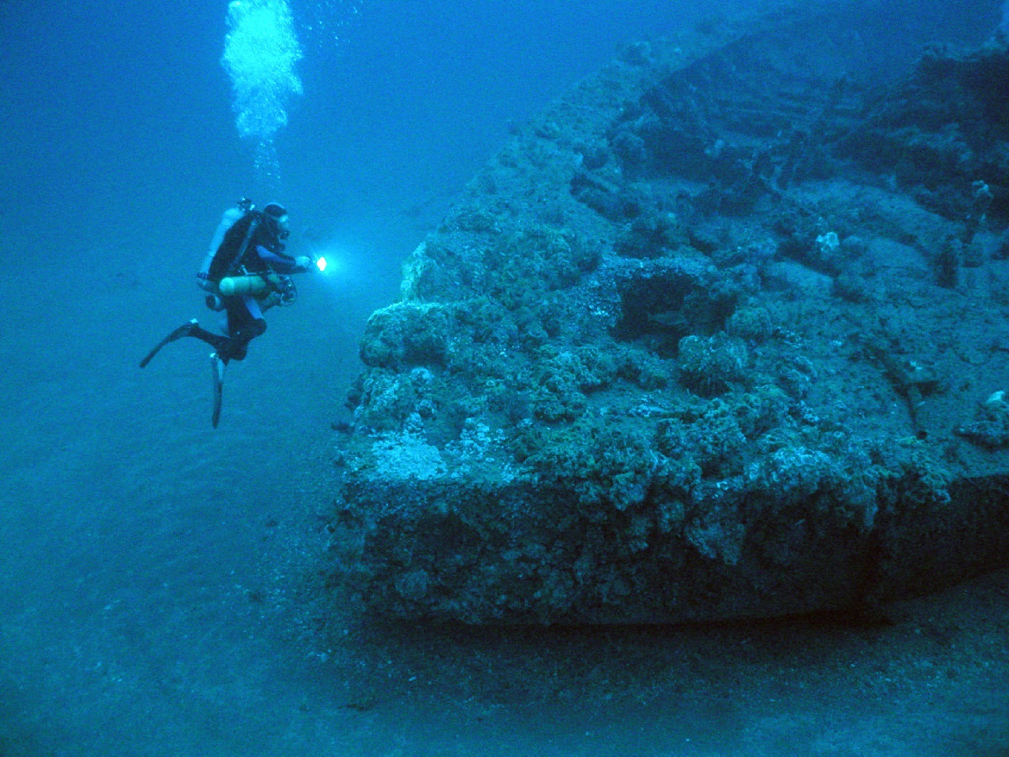 The Zanoni Wreck - Accommodation Fremantle