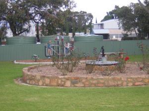Wright Park Playground - Accommodation Fremantle