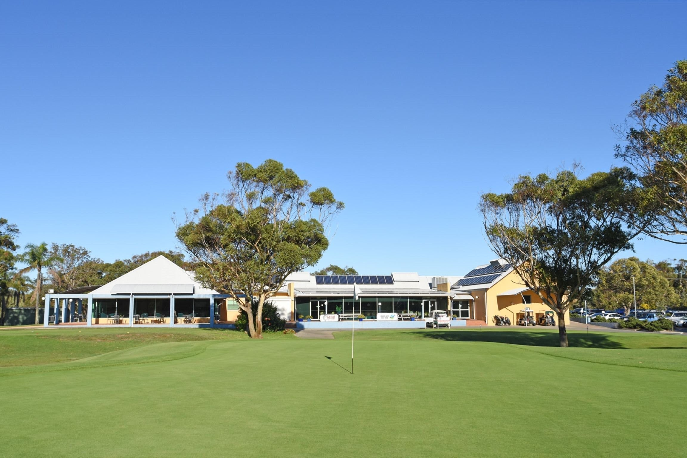 Hawks Nest Golf Club - Accommodation Fremantle