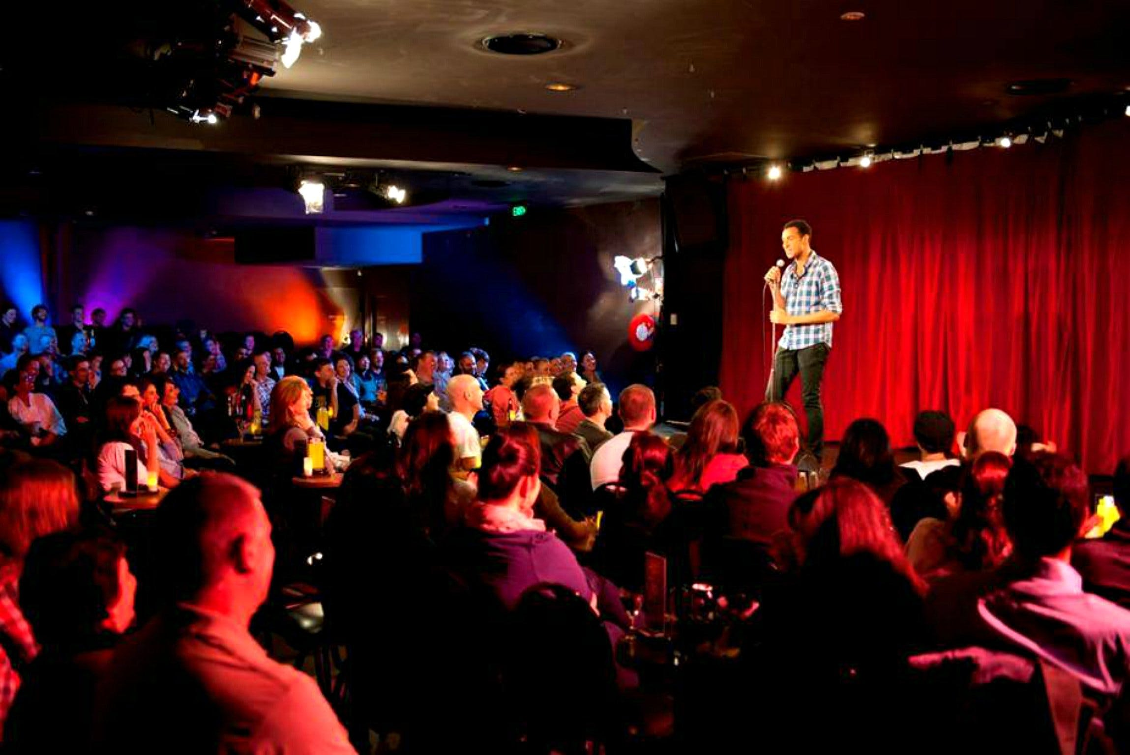 The Comedy Store - Accommodation Fremantle