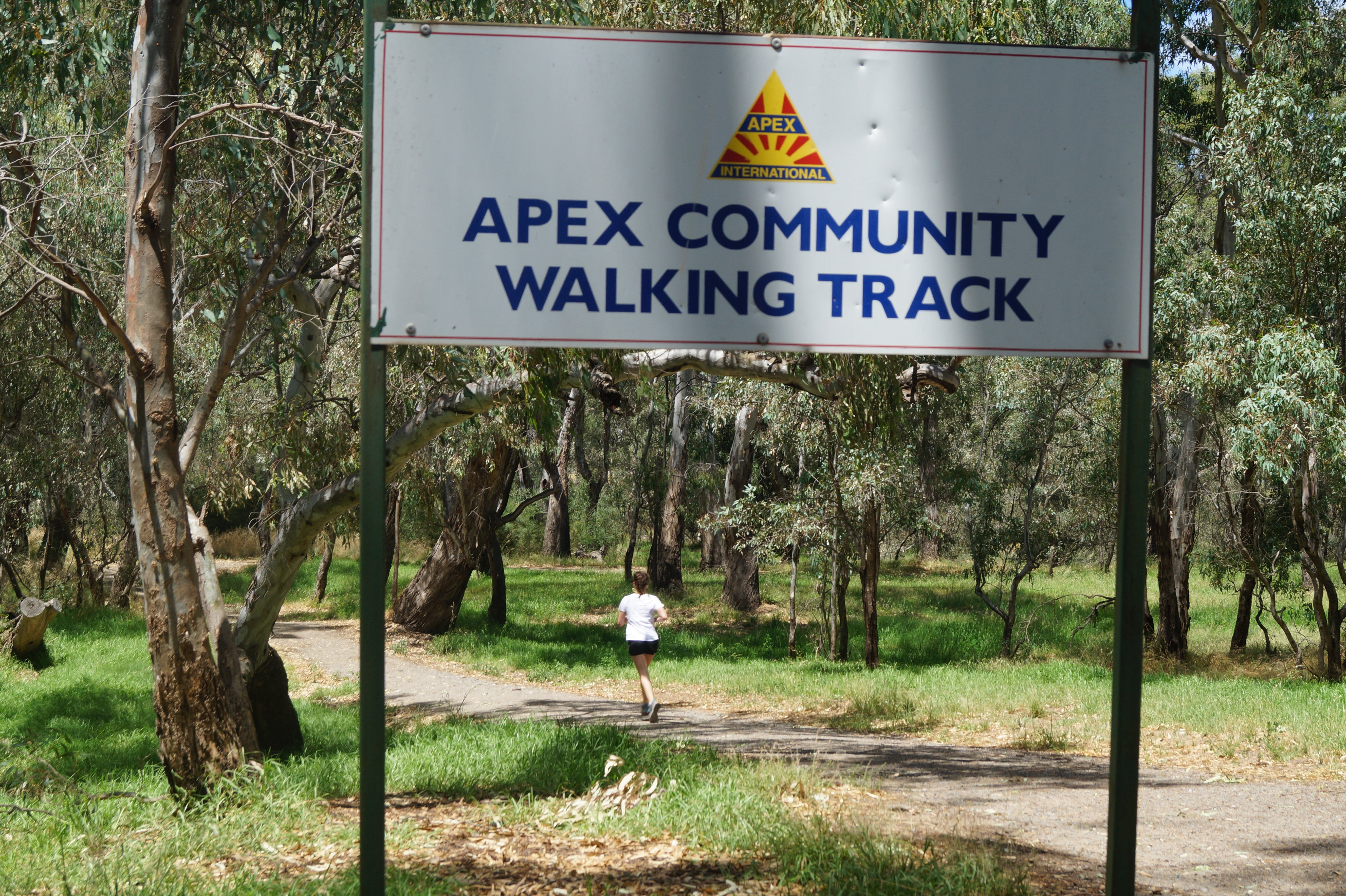 Euroa Apex Walking Track - Accommodation Fremantle