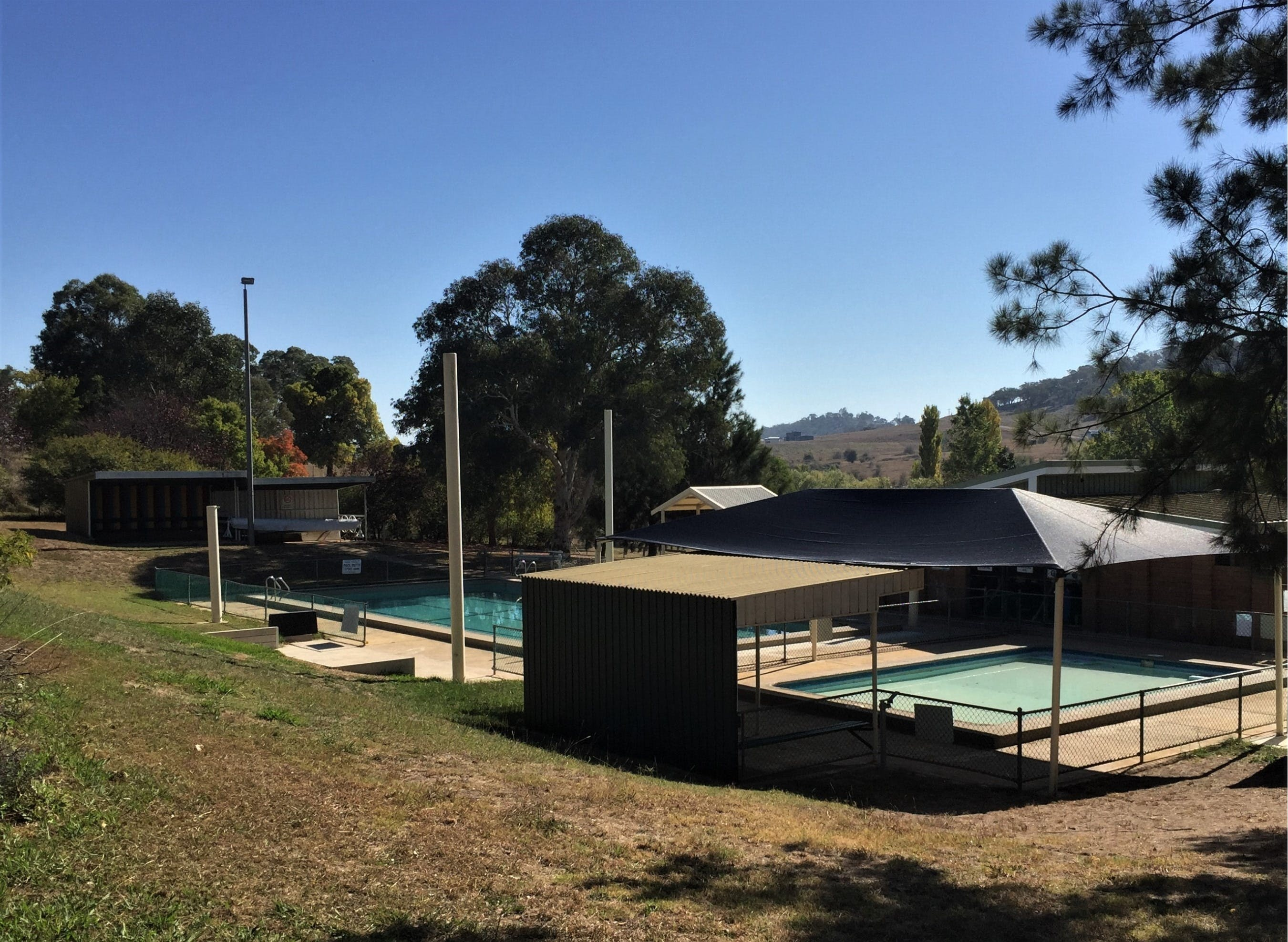 Gunning Pool - Accommodation Fremantle