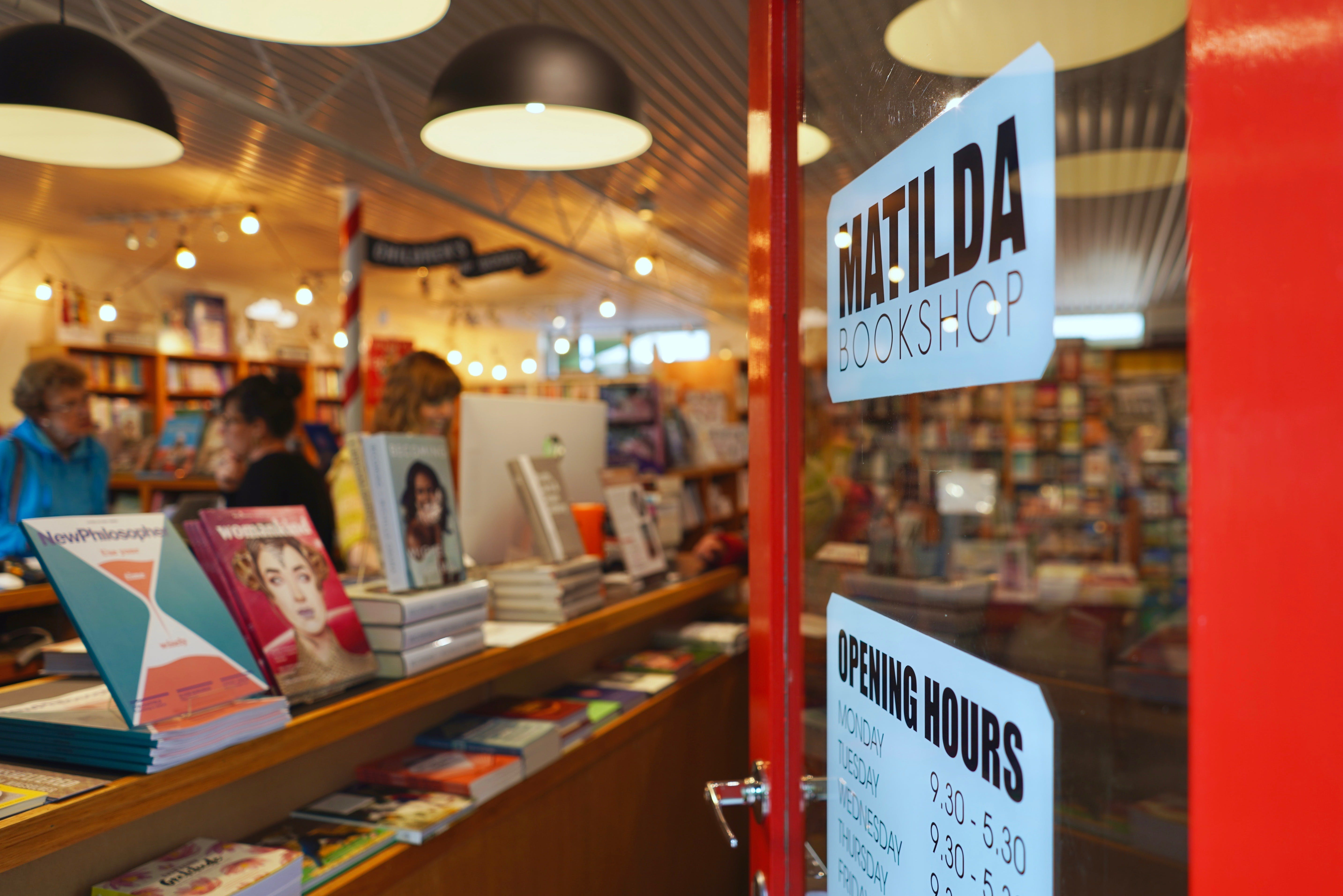 Matilda Bookshop - Accommodation Fremantle