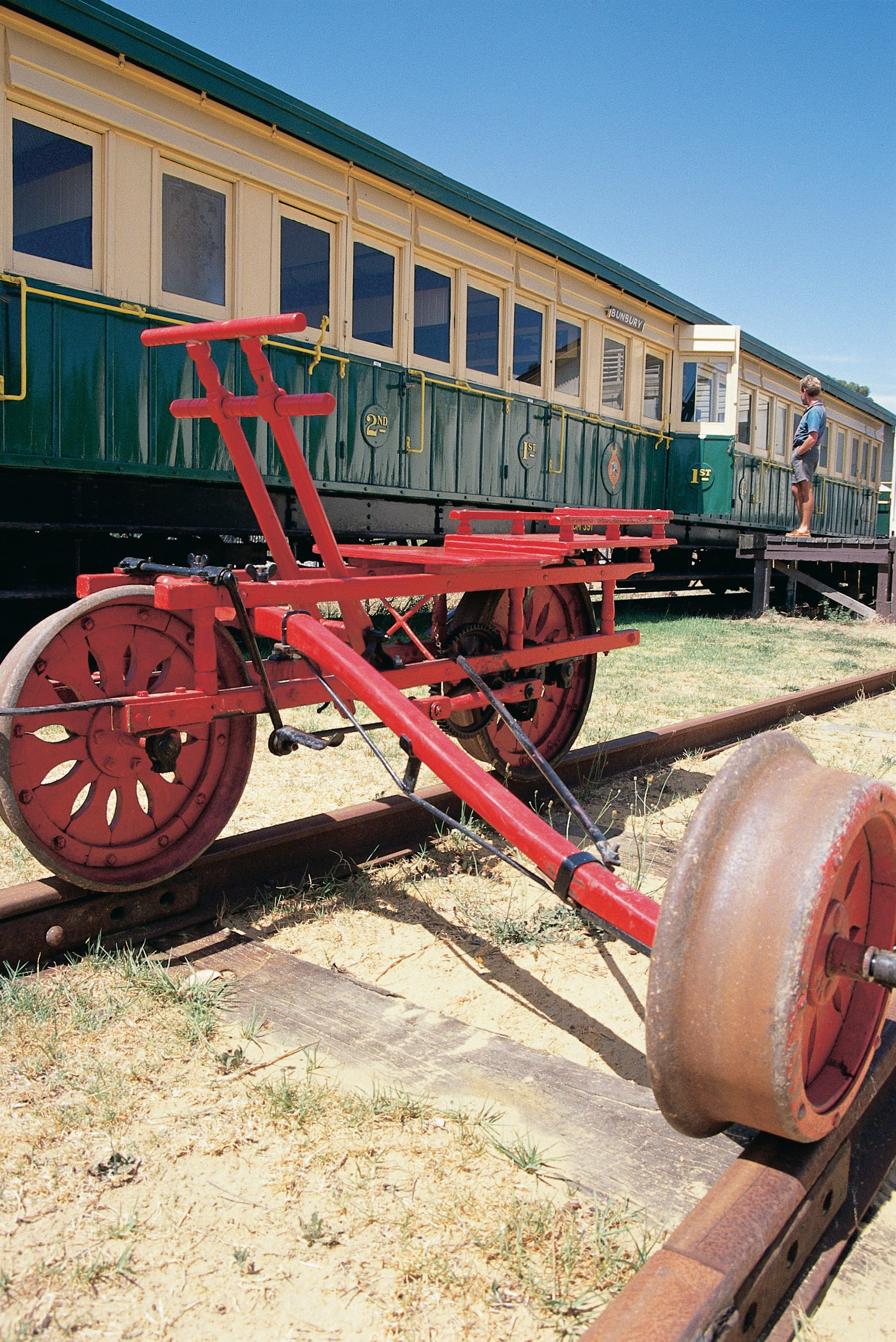 South West Rail and Heritage Centre - Accommodation Fremantle