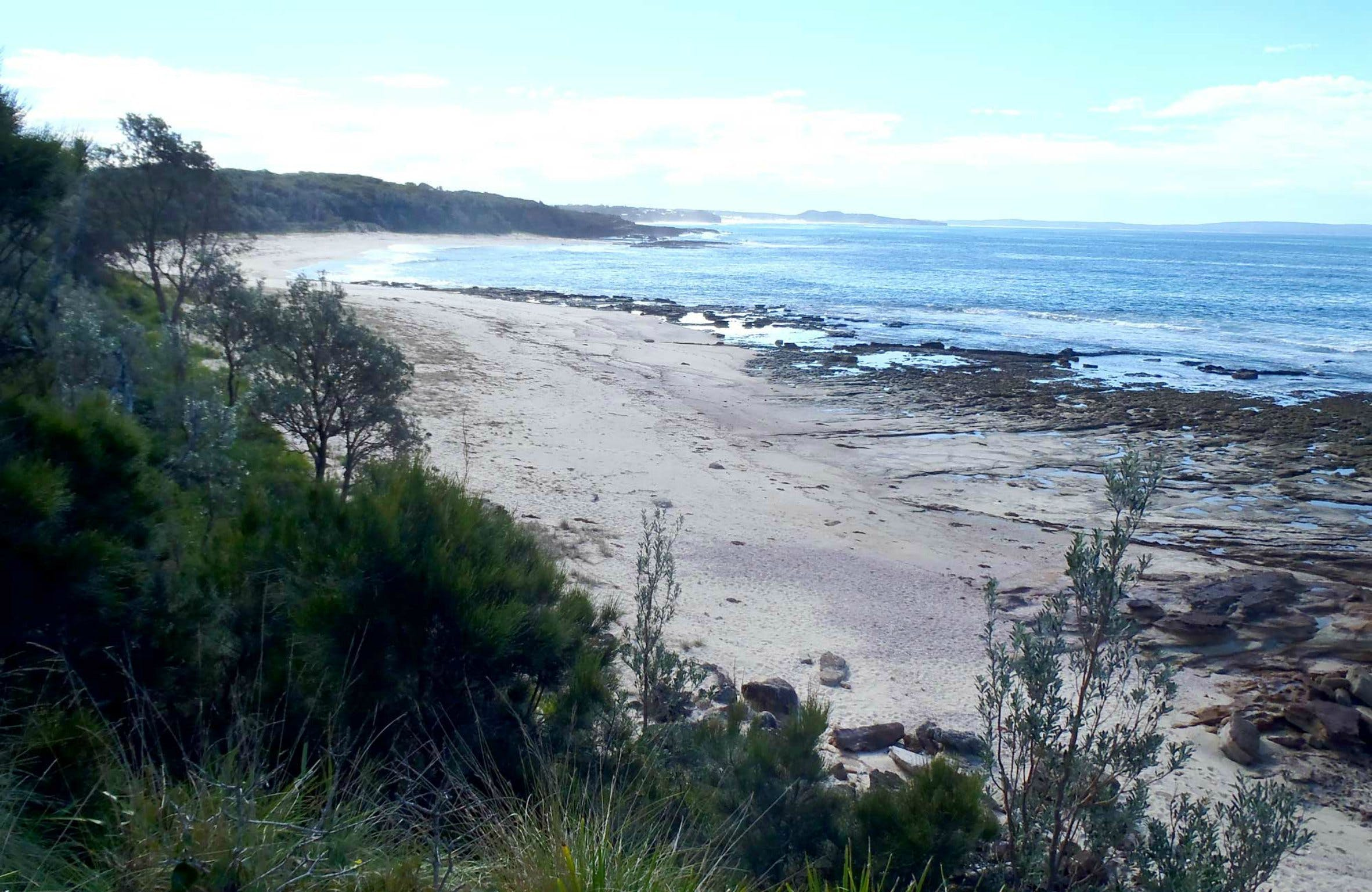 Monument Beach Picnic Area - Accommodation Fremantle