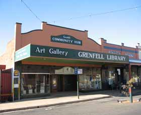 Grenfell Art Gallery - Accommodation Fremantle