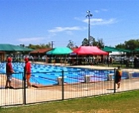 Charleville Swimming Pool - Accommodation Fremantle