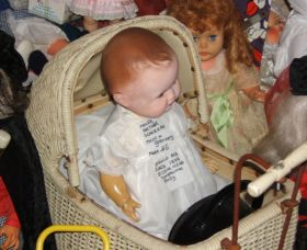 Little Darlings Doll Museum and Coffee Shop - Accommodation Fremantle