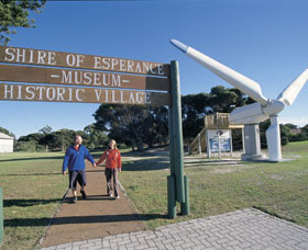 Esperance Municipal Museum - Accommodation Fremantle