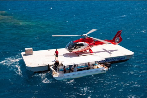 GBR Helicopters - Accommodation Fremantle