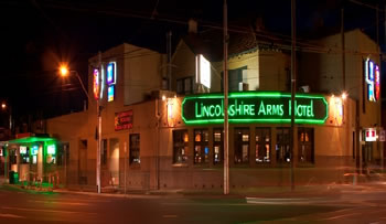 Lincolnshire Arms Hotel - Accommodation Fremantle