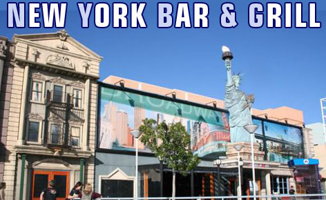 New York Bar  Grill - Accommodation Fremantle