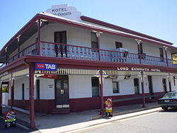 Lord Exmouth Hotel - Accommodation Fremantle