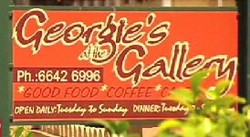 Georgies Cafe Restaurant - Accommodation Fremantle