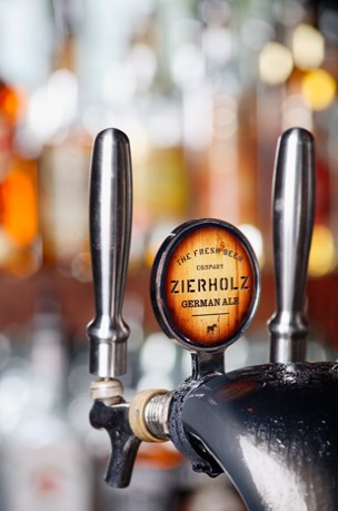 Zierholz Premium Brewery - Accommodation Fremantle