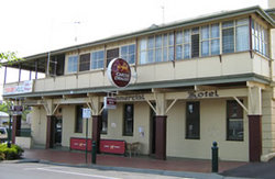 Commercial Hotel Alexandra - Accommodation Fremantle
