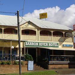 Barron River Hotel - Accommodation Fremantle