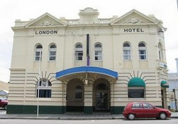 The London Hotel - Accommodation Fremantle