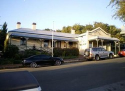 Earl of Spencer Historic Inn - Accommodation Fremantle